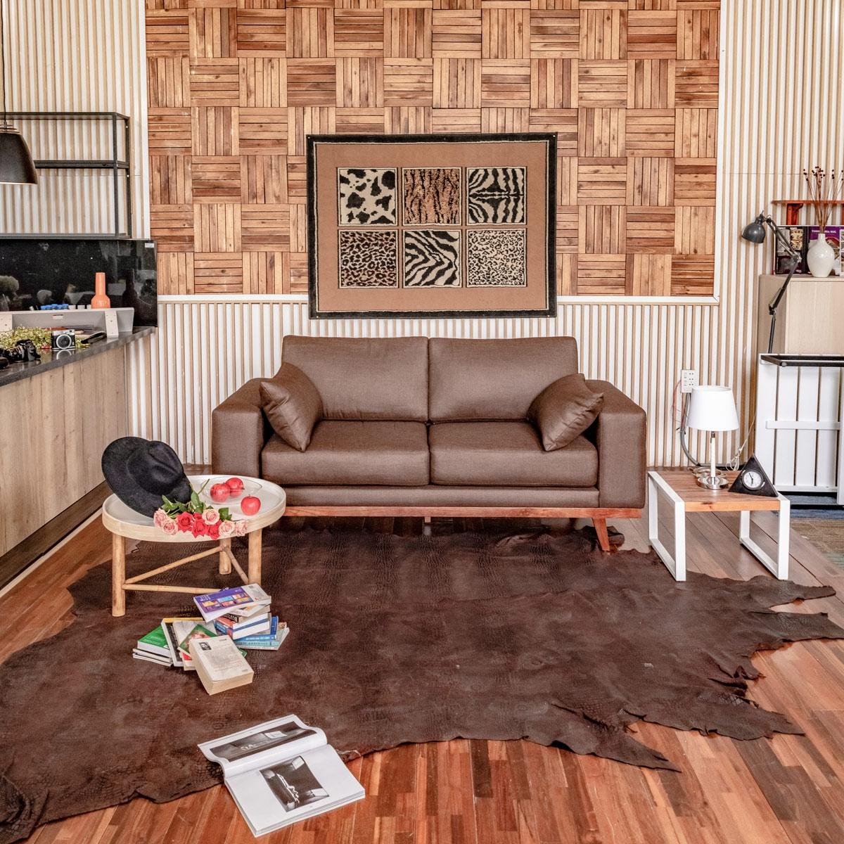 Sofa da - sự sang trọng và tinh tế